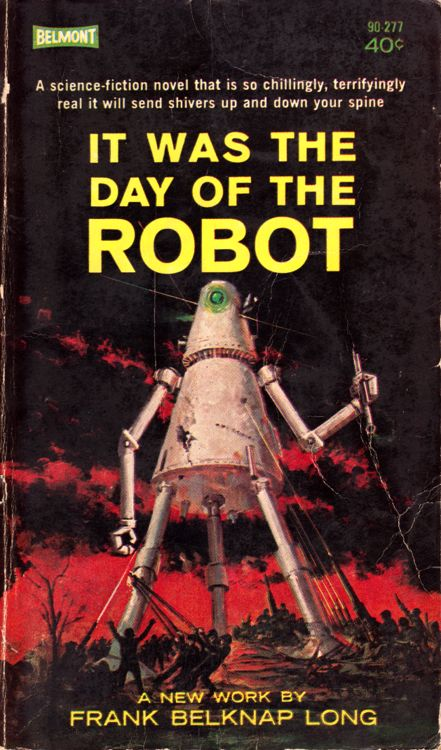 Everyday is the Day of the Robot.