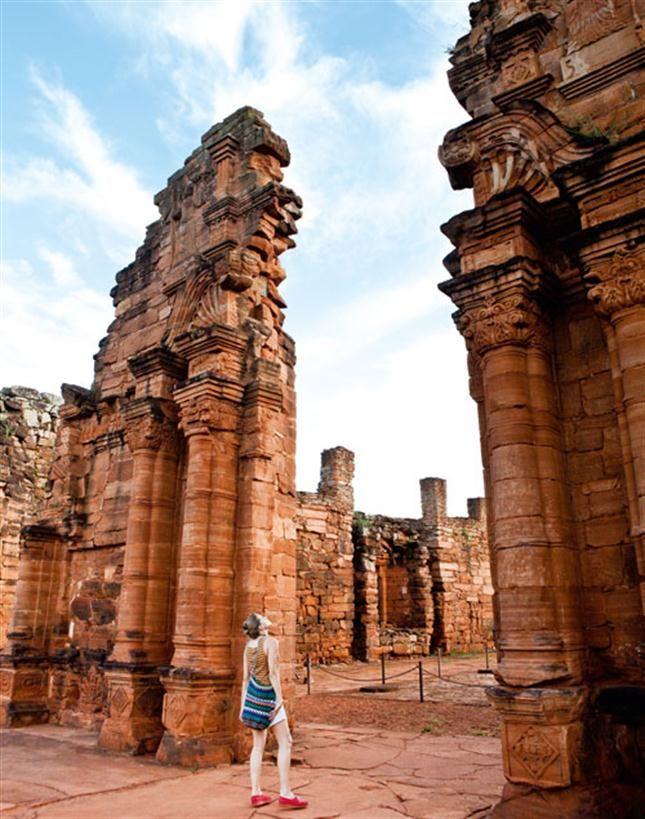 Ruinas Jesuíticas - Misiones, Argentina - RevistaSusana.com