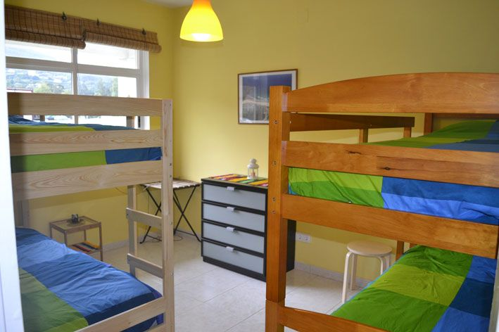 Pantin Room - SurfHouse Cedeira