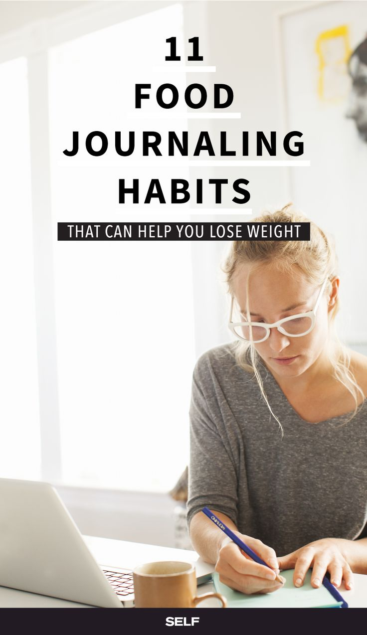 Find out if a food journal is right for you.