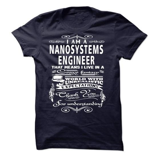 I am a Nanosystems Engineer - #baja hoodie #oversized sweatshirt. GET YOURS  => https://www.sunfrog.com/LifeStyle/I-am-a-Nanosystems-Engineer-18748372-Guys.html?60505