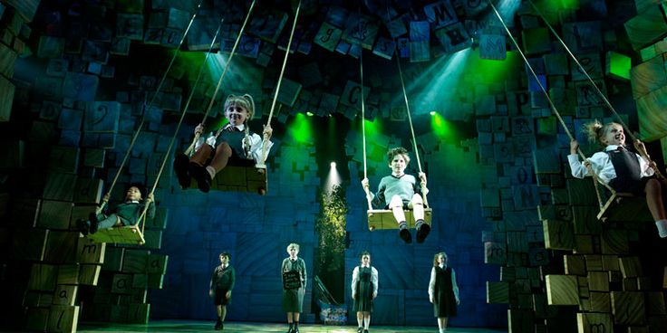 Matilda The Musical London Theatre Breaks | Tickets and Hotel Packages