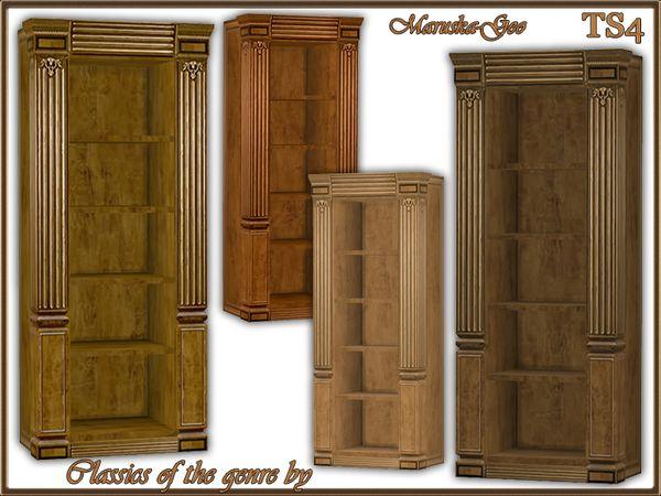 Maruska-Geo Classics of the genre shelf