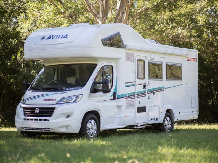 The C7424SL Birdsville motorhome features an awning on the entry door side which can be rolled out whilst parked up to provide a nice shady area to enjoy a meal or drink under.