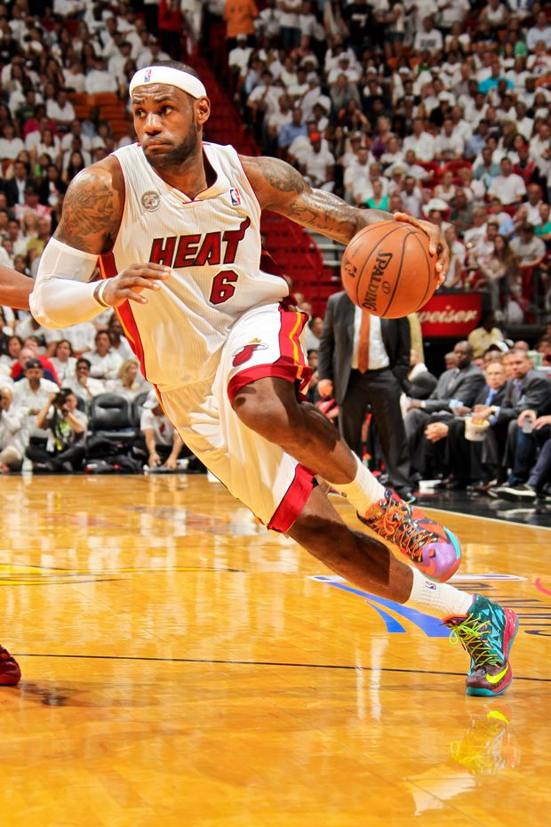 What Shoes Does Lebron Wear In Games