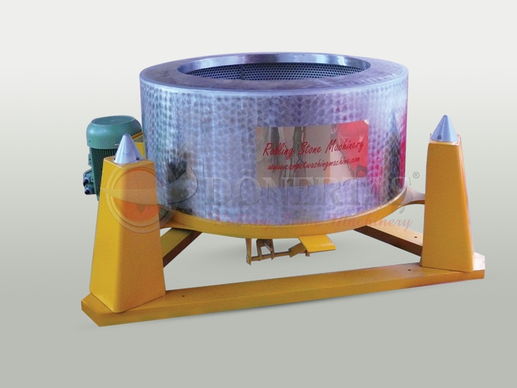 Carpet Centrifugal Machine