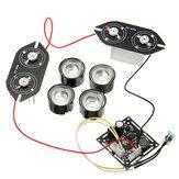 Spot Light Infrared 4x IR LED Board For CCTV Cameras Night Vision