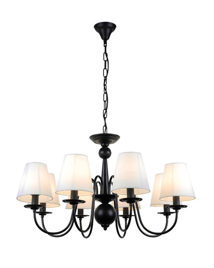 25 best ideas about Black iron chandelier on Pinterest