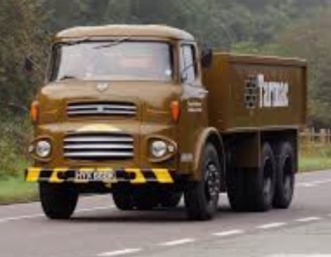 1972 Albion Truck
