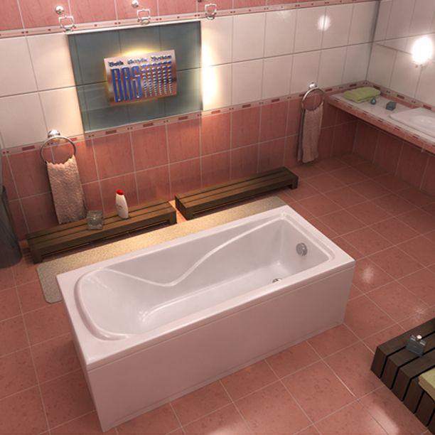 Ванна Bas Спектра  Цена: 8 160 рублей!       #акриловая, #акриловые, #ванны, #дизайн, #ремонт, #обустройство, #сантехника, #скидки, #ванна.