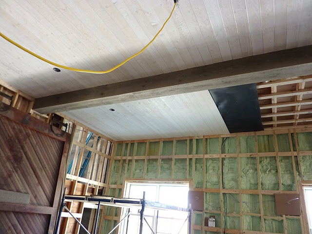 room plank ceiling room transformation ceilings floors mom s house