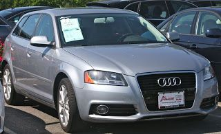 Last week I decided to take a research trip to an Audi dealership, I needed to check out the Audi A3 for myself.  I own a Nissan Versa hatchback, a similar (but cheaper) car to the A3 and after doi...
