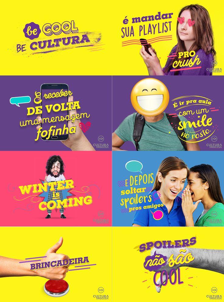 Confira este projeto do @Behance: \u201cCampanha de matrículas - 2017-Cultura Inglesa Sergipe\u201d https://www.behance.net/gallery/49629719/Campanha-de-matriculas-2017-Cultura-Inglesa-Sergipe