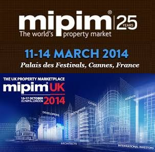 Happy birthday #MIPIM2014! What is #MIPIM? or #mipimUK? Read @DMaddenwoop's blog to find out: http://bit.ly/1fVO9x3