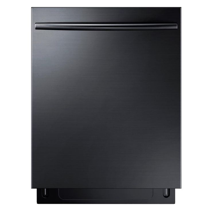 Samsung StormWash Top Control Dishwasher in Black Stainless with Stainless Steel Tub and AutoRelease Door for Faster Drying-DW80K7050UG - The Home Depot