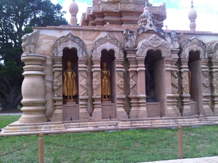 Sunataran Temple where I love to meditate with The monks.