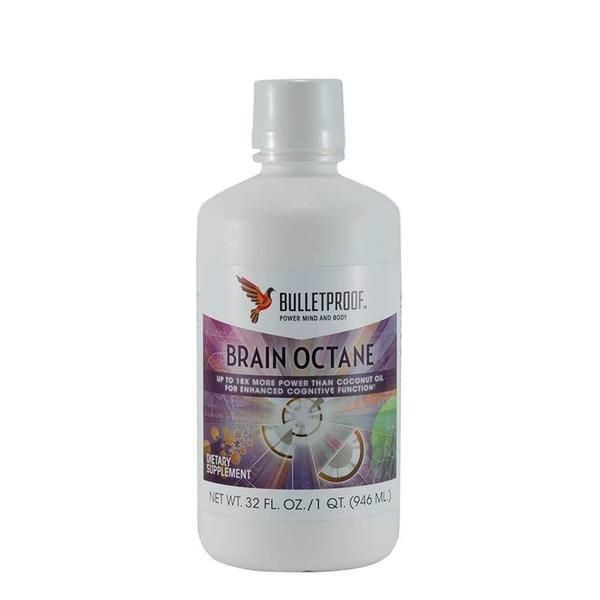 18x Stronger Than Coconut Oil – For Maximum Cognitive Function!  Benefits: Increased Brainpower Reduces Brain Fog Fast Energy Product Description: 1 bottle of Brain Octane™ Oil (32 fluid oz)