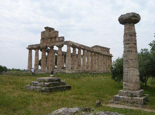 Santuario settentrionale Paestum