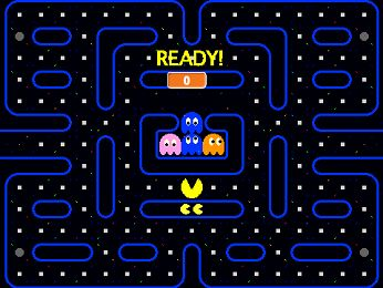 how to play pacman on youtube