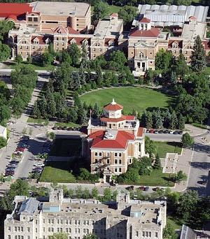 University of Manitoba!! :)