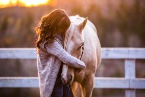 PHOTOS: Girls & Their Horses