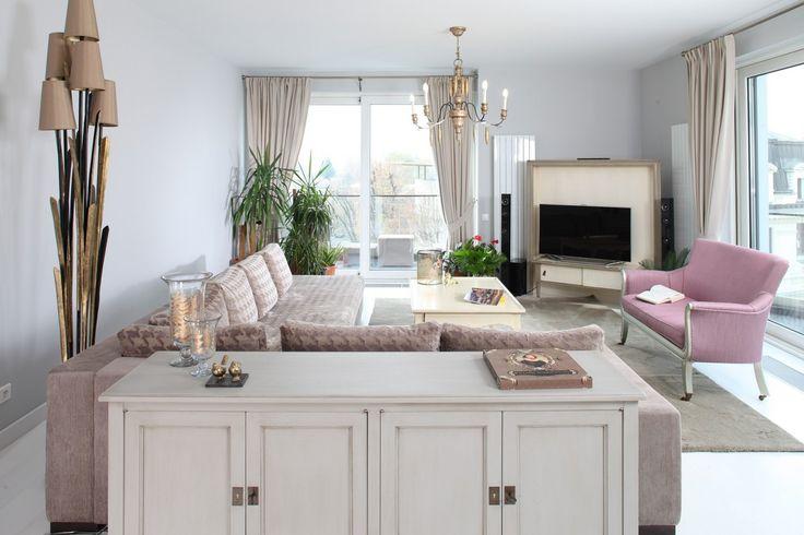 Proiecte Design - La Maison - relaxing living - grange furniture - mis en demeure lighting