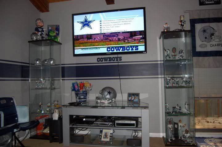 Man Caves Rockport Texas : Best images about dallas cowboys mancaves on pinterest