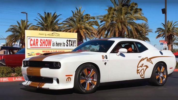 Dodge Demon Colors >> Check This Mr. Norm's 2017 GSS HURST Hellcat SRT ...