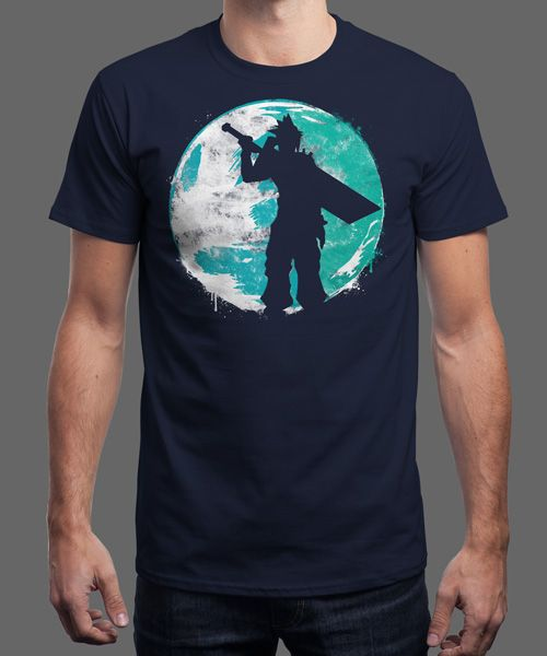 """""""Cloud Cover"""" is today's £8/€10/$12 tee for 24 hours only on www.Qwertee.com Pin this for a chance to win a FREE TEE this weekend. Follow us on pinterest.com/qwertee for a second! Thanks:)"""