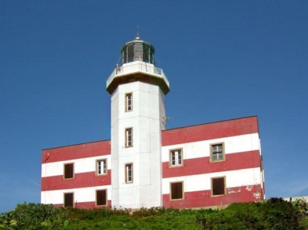 Faro di Capel Rosso nell'Isola del Giglio (GR)