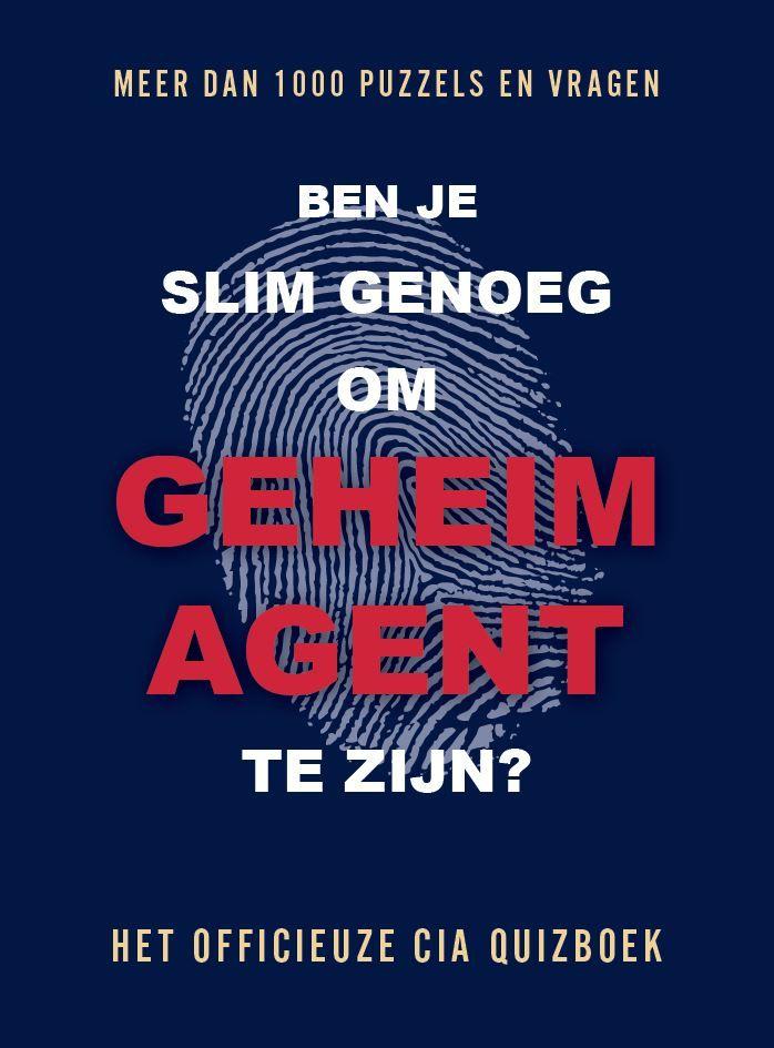 Ben Je Slim Genoeg Om Geheim Agent Te Zijn Boeken Benen