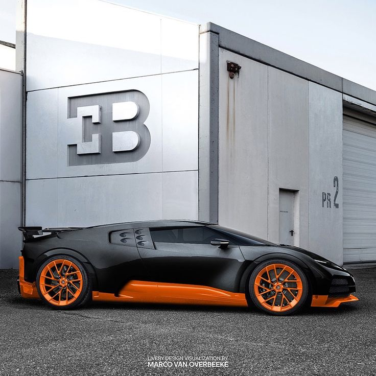 Bugatti Centodieci #Cm