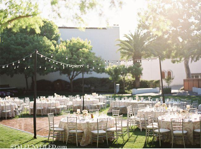 Northern California Vineyard Wedding With Elegant Details Wente Vineyards