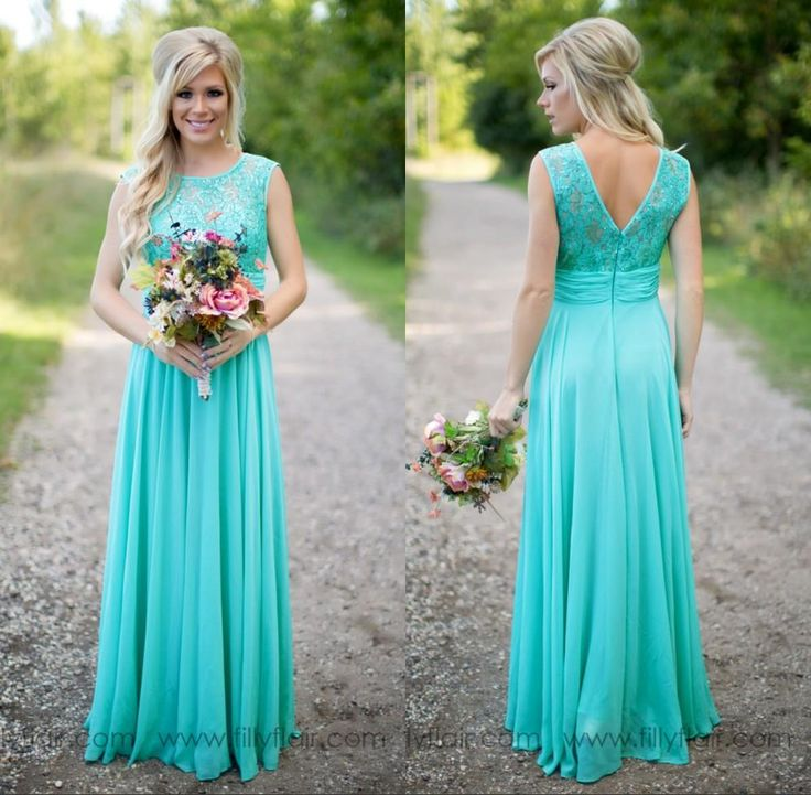 25 best ideas about turquoise bridesmaid dresses on