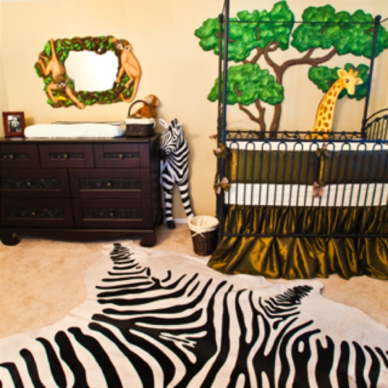 omg baby boy room think my kids boy or girl will have zebra in