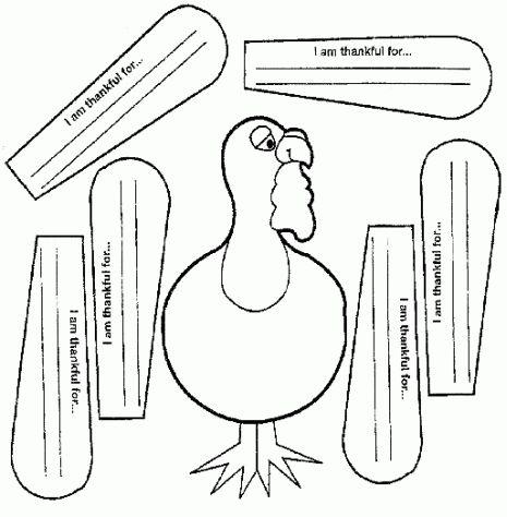 12 best OSC thanksgiving crafts images on Pinterest | Dia de, For ...