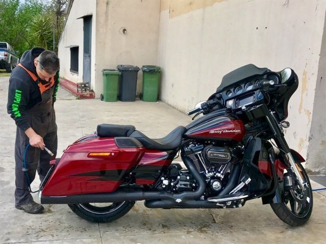 22+ Pictures of Motorcycle Harley Davidson Street Glide – vintagetopia #Anything…
