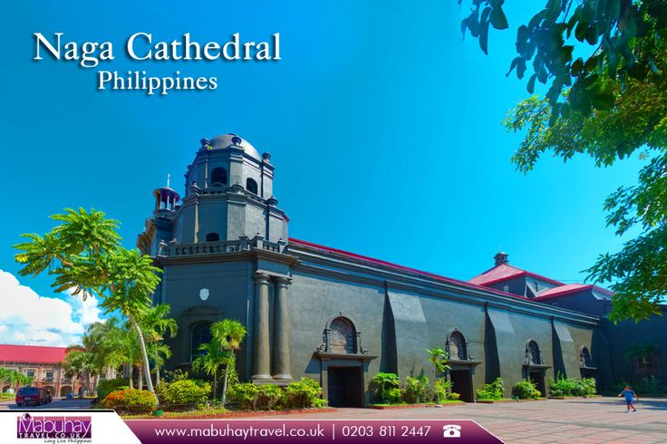 Naga Cathedral in Philippines ⛪   |  The #Naga #Metropolitan #Cathedral is a #Roman #Catholic cathedral in Naga City, Camarines Sur, #Philippines.  |  Source : https://en.wikipedia.org/wiki/Naga_Cathedral  |  Philippines #TravelAgents in #UK ✈ : http://www.mabuhaytravel.co.uk/flights/naga  |  #religious #nagacathedral #tourism #travelblog  #booknow  #bookonline   #mabuhaytravel #flightstophilippines ✈ #flightstonaga #cheapflightstophilippines ✈ #cheapflightstonaga #travelagentsinuk