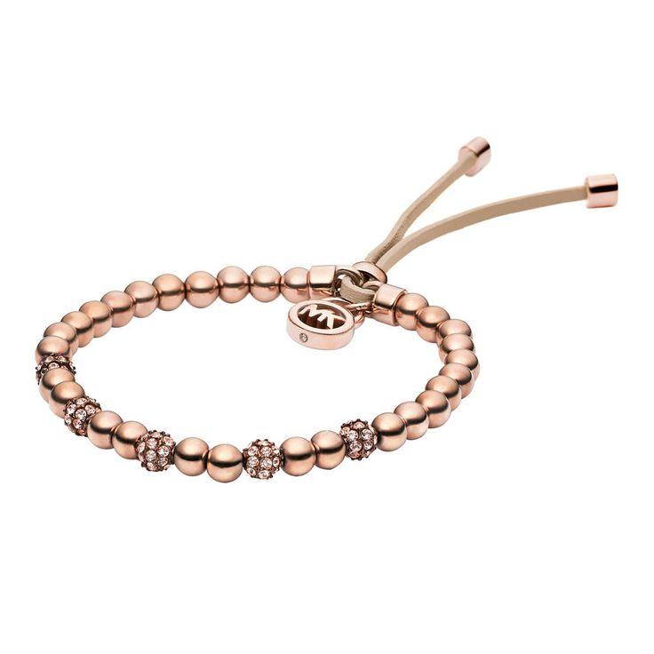 Michael Kors Rose Stretch Bracelet