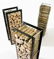 Afbeeldingsresultaat voor vedkurver modern and cool log holders