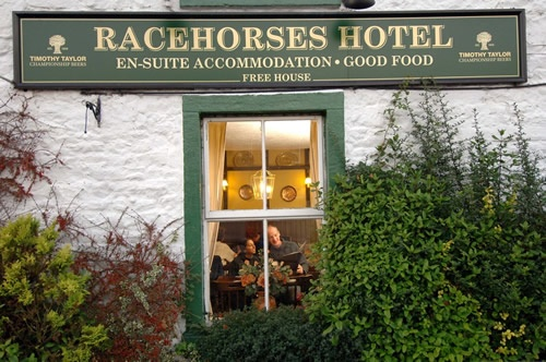 The Racehorses Hotel, Kettlewell, North Yorkshire
