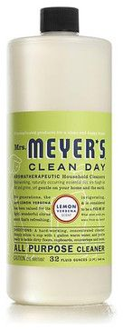 Lemon Verbena All Purpose Cleaner - contemporary - cleaning supplies - Mrs. Meyer's Clean Day
