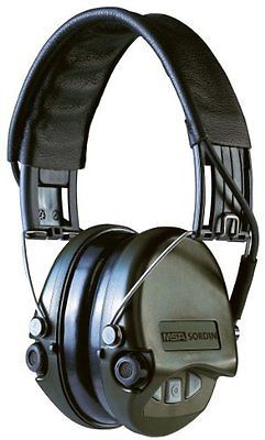 Hearing Protection 73942: Msa Sordin Analog Supreme Basic Green, New, Free Shipping -> BUY IT NOW ONLY: $154.85 on eBay!