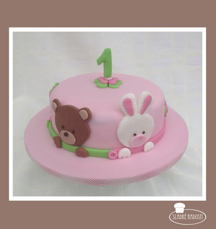 Bybygirl cake