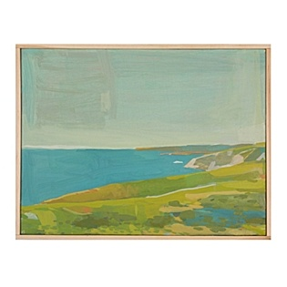 """Pt Reyes Towards Pierce Pt"" by Karen Smidth. #serenaandlily"