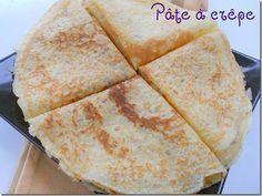 Pâte à crêpe; recette facile, rapide et délicieuse