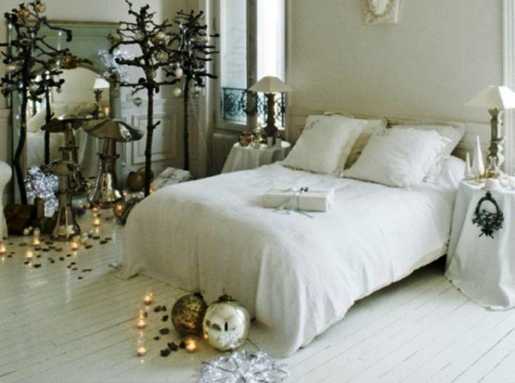 68 best Slaapkamers in kerstsfeer images on Pinterest | Christmas ...