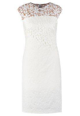 IMMANEUEL  - Fodralklänning - white