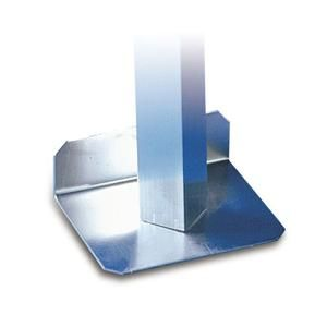 Aluminium Greenhouse Staging Foot Plates http://www.harrodhorticultural.com/aluminium-greenhouse-staging-foot-plates-pid7698.html