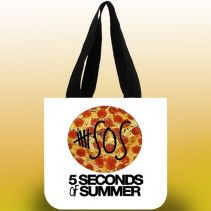 #5 #SOS #Pizza #Logo #whites #Tote #Bags #bags #adds #more #perfect #and #beautiful #appearanc